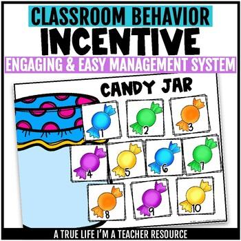 Class Behavior Incentive - Candy Jar Behavior