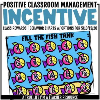 Class Behavior Incentive - Fish Bowl