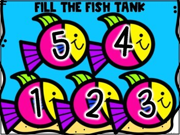 Class Incentive   Class Reward   Behavior Chart - Fish Bowl