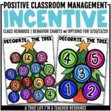 Class Incentive | Class Reward | Behavior Chart - Decorate the Tree