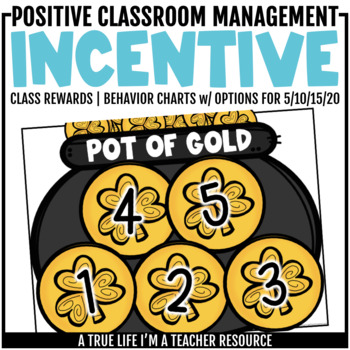 Class Behavior Incentive - Pot of Gold