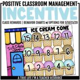 Class Incentive | Class Reward | Behavior Chart - Ice Cream
