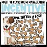 Class Behavior Incentive - Give the Dog a Bone