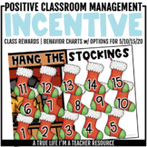 Class Incentive | Class Reward | Behavior Chart - Hang the Stockings