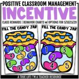 Class Incentive | Class Reward | Behavior Chart - Jellybean Jar