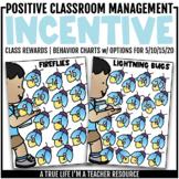 Class Incentive | Class Reward | Behavior Chart - Lightning Bug/Firefly