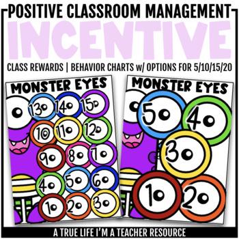 Class Behavior Incentive - Monster Behavior