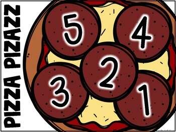 Class Behavior Incentive - Pizza