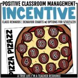 Class Incentive | Class Reward | Behavior Chart - Pizza