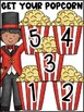 Class Incentive | Class Reward | Behavior Chart - Popcorn at the Circus