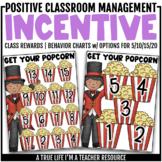 Class Behavior Incentive - Popcorn at the Circus