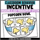 Class Incentive | Class Reward | Behavior Chart - Poppin' Behavior