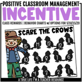 Class Behavior Incentive - Scarecrow