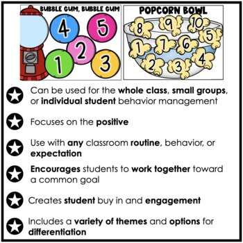 Class Behavior Incentives {A Growing Bundle}