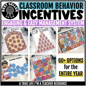 Class Incentive   Class Reward   Behavior Chart {Ultimate Bundle}