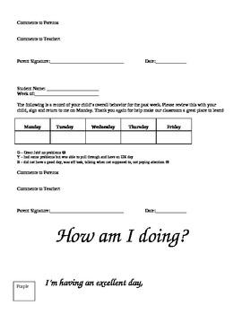 Class Behavior System
