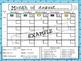 Class Behavior System (Class Chart, Calendars, Notes to Parents)