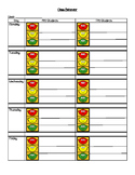Class Behavior Tracker