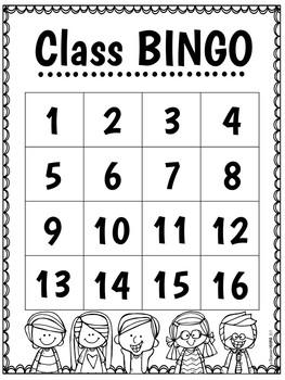 Class Bingo: A Positive Classroom Managament System Using Goal Setting
