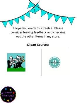 Class Birthdays At-a-Glance Organizer Freebie