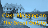 Class Blogging on The Great Gatsby -- the Book & the Movie
