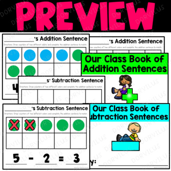 Class Book - Addition and Subtraction