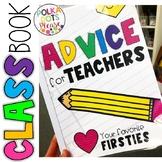 Class Book of Advice
