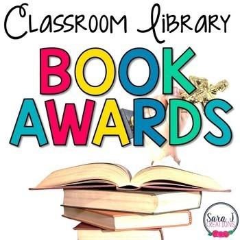 Classroom Library Book Awards