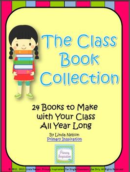 Class Book Collection: 24 Books for the Whole School Year