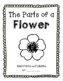 Class Book Cover -- Parts of a Flower