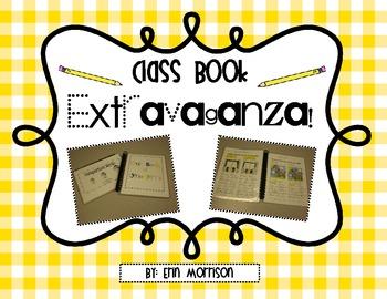 Class Book Extravaganza