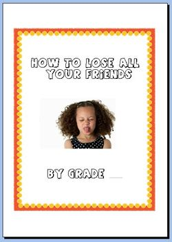 Class Book: How to Lose All Your Friends
