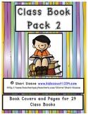 Class Book Pack 2