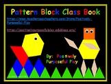 Class Book - Pattern Blocks