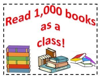 Class Book Reading Goal