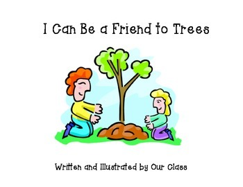Class Book Templates: Trees
