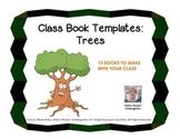 Class Book Templates: Trees