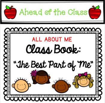 """Class Book: """"The Best Part of Me"""""""