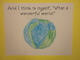 "Class Book: ""What a Wonderful World"""