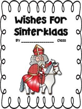 Class Book -Wishes For Sinterklass