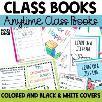 Class Books - Anytime