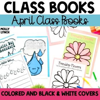 Class Books - April