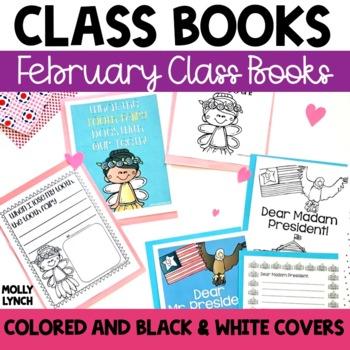 Class Books - February