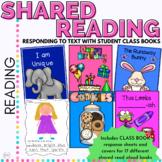 Class Book Ideas for Kindergarten and First Grade
