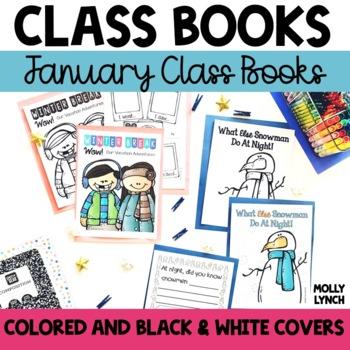 Class Books - January