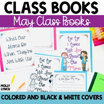 Class Books - May