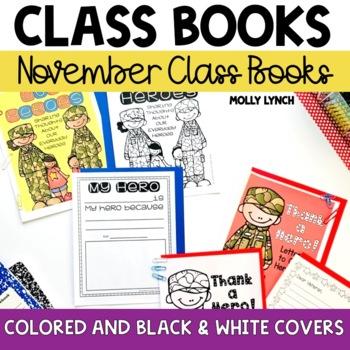 Class Books - November