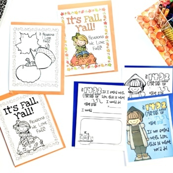 Class Books - October