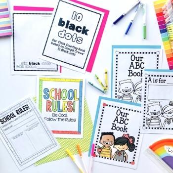 Class Books - September