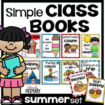 Class Books: Summer